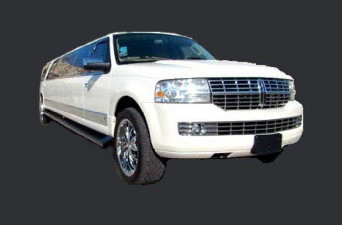 Lincoln Navigator White