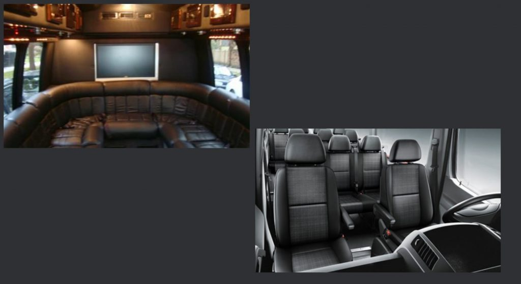 Sprinter Interior Options